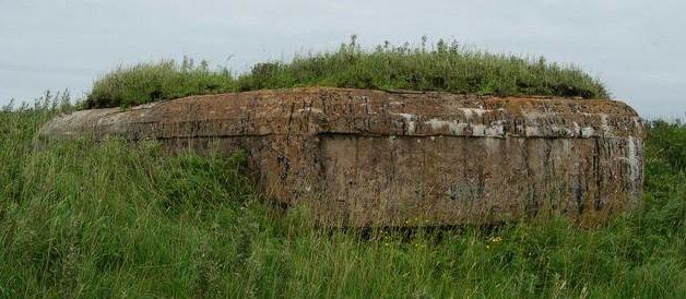 Двухамбразурный бетонный ДОТ №63-Б «Форт» на острове Попова был построен в 1934 году. Расположен в южной части бухты Пограничная. Класс защиты - М-2.