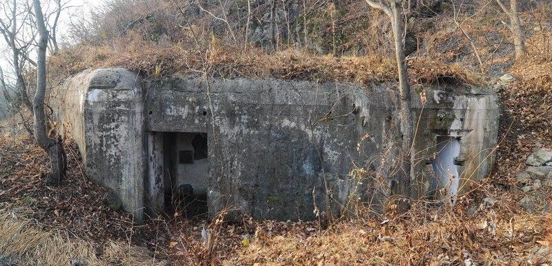Двухорудийный ОРПК №912 «Скала» БРО Екатериновка. Класс защиты - М-2.