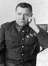 Командующий Сталинградским фронтом генерал-полковник А.И. Еременко.