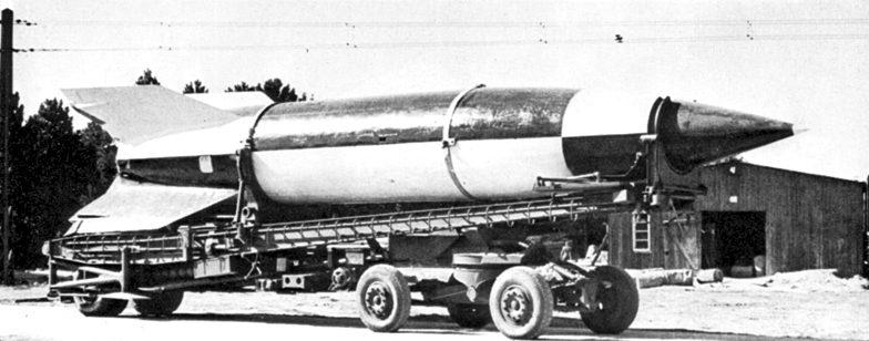 Транспортировка «Фау-2»