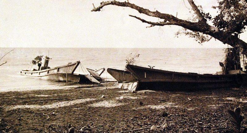 Японские десантные боты.