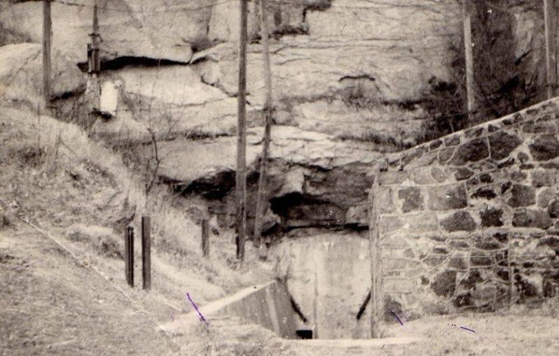 Разрушенное укрепление Коростенского УРа. Июнь 1941 г