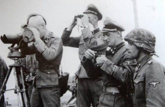 Бой за переправу. 18 августа 1941 г.