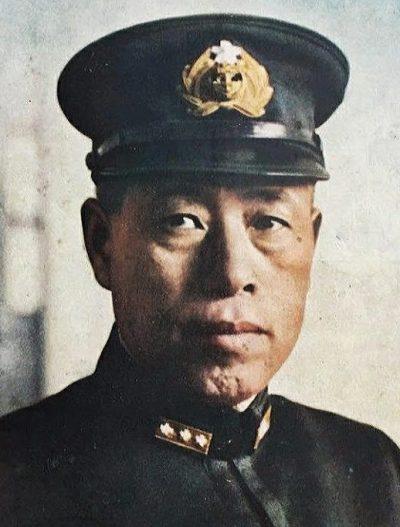 Адмирал Исороку Ямамото.