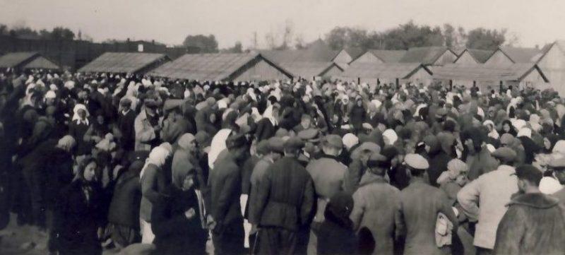 Городской базар. 1942 г.