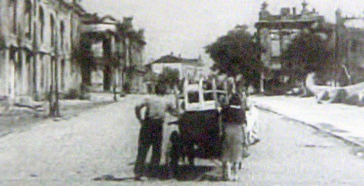 Беженцы. Июль 1942 г.