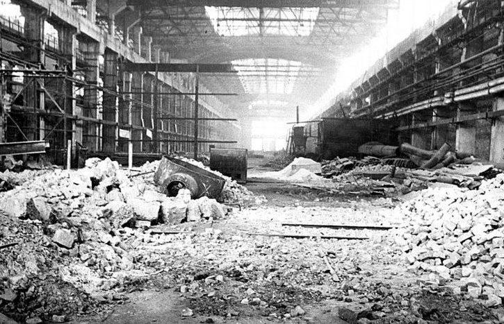 Завод ОР. 1942 г.