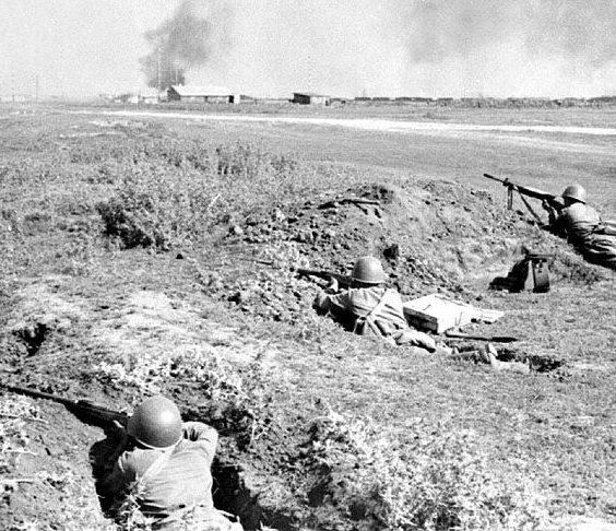 Бой под Херсоном. Март 1944 г.