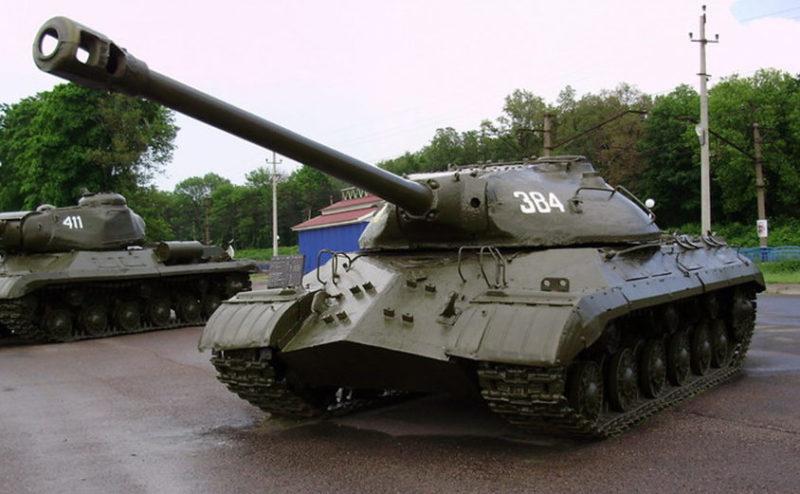 Танк ИС-3.