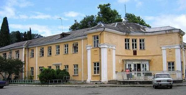 Здание СФТИ в наши дни.