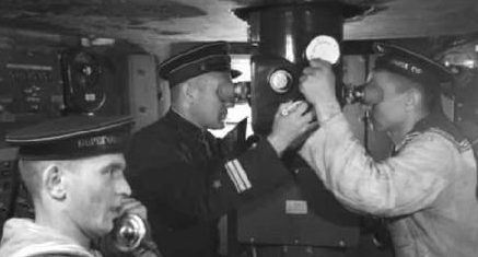 Боевая рубка батареи №10. 1942 г.