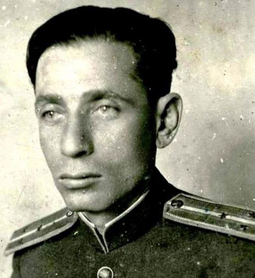 Псевдоветеран Вениамин Вайсман.