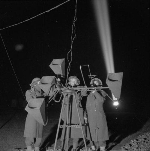 Зенитчицы ATS. 1940 г.