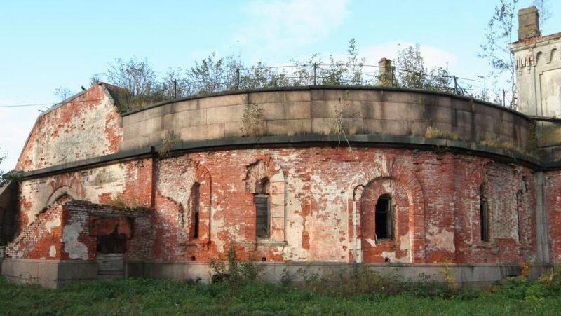 Укрепления форта «Кроншлот».