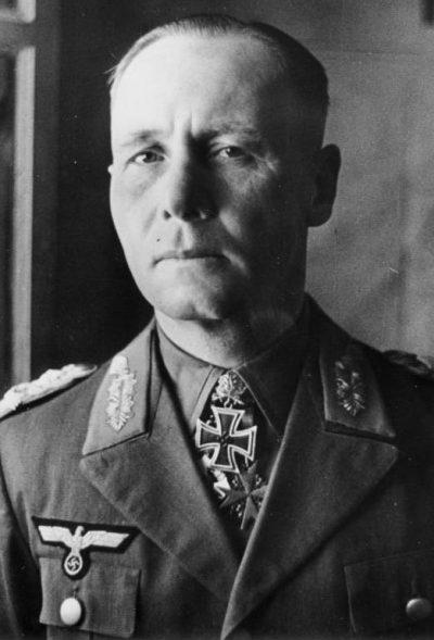 Эрвин Роммель. Лето 1942 г.