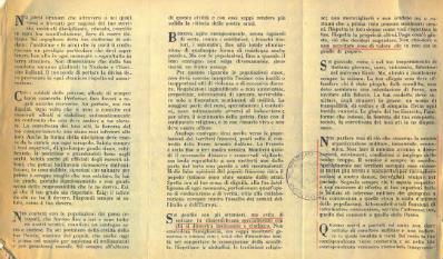 Пример листовки по защите военной тайны, распространяемой CSMSS среди своих войск.