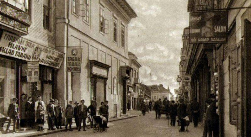 Унгвар до начала войны. 1938-1939 гг.