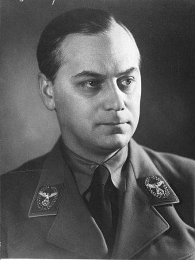 Альфред Розенберг.