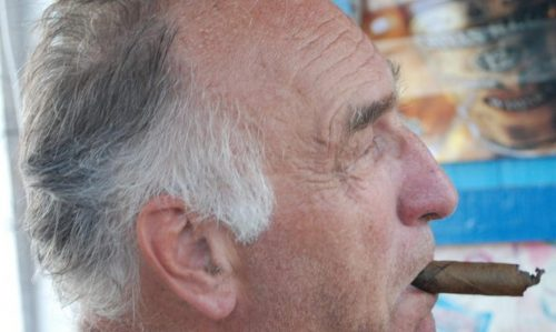 Кладоискатель Клаус Кепплер.