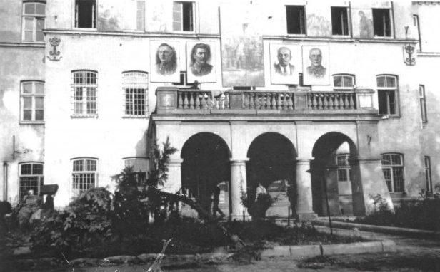 Луцк после присоединения к УССР. 1939-1940 гг.