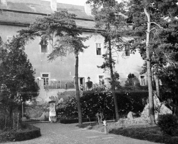 Унгвар в 1941-1944 годах.