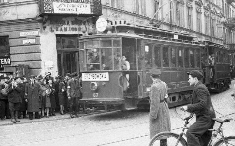 Внутри гетто. Май 1941 г.
