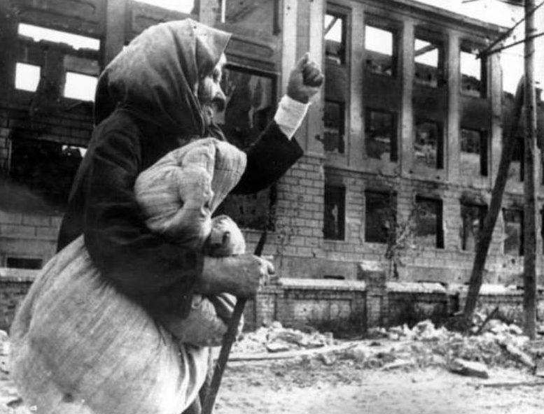 Голод в Архангельске. 1942 г.
