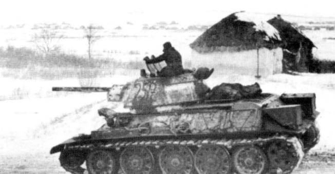 Наступление Красной Армии под Тихвином. Декабрь 1941 г.