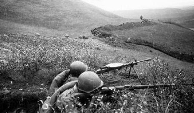 Бои на подступах к Унгвару. Август 1944 г.