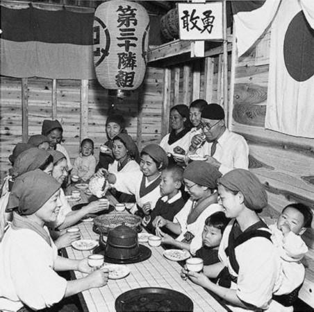 Общественная столовая. 1941 г.