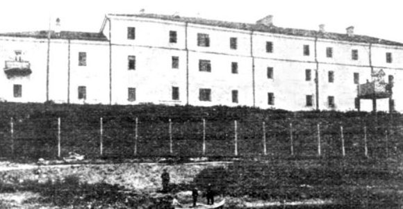 Луцкая тюрьма. 1941 г.