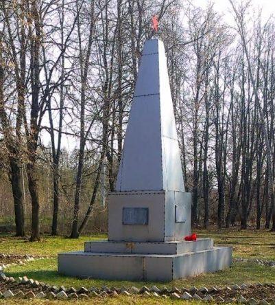 с. Ступино Ефремовского городского округа. Обелиск, погибшим односельчанам.