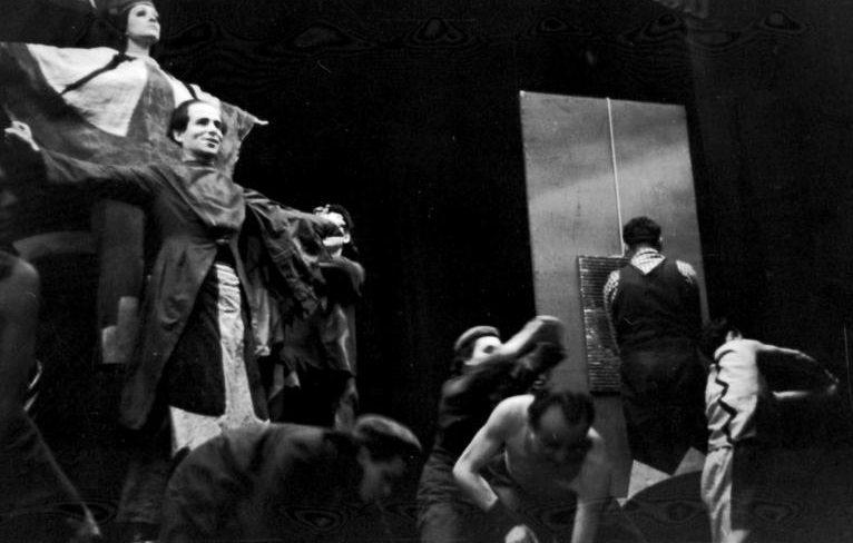 Еврейский театр. Май 1941 г.