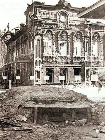 Один из Сталинградских ДЗОТов.