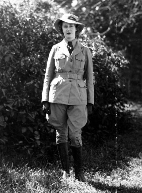 Члены WNEL в Брисбене. Сентябрь 1939 г.