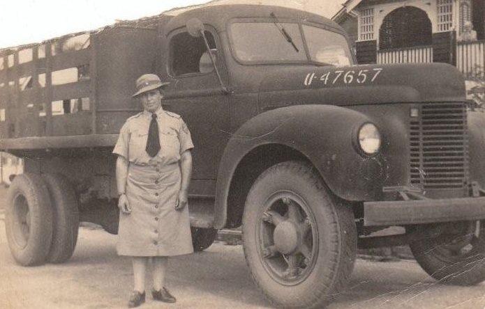 Водители WNEL. 1943 г.