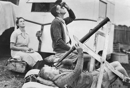 Наблюдательный пункт VAOC .1943 г.