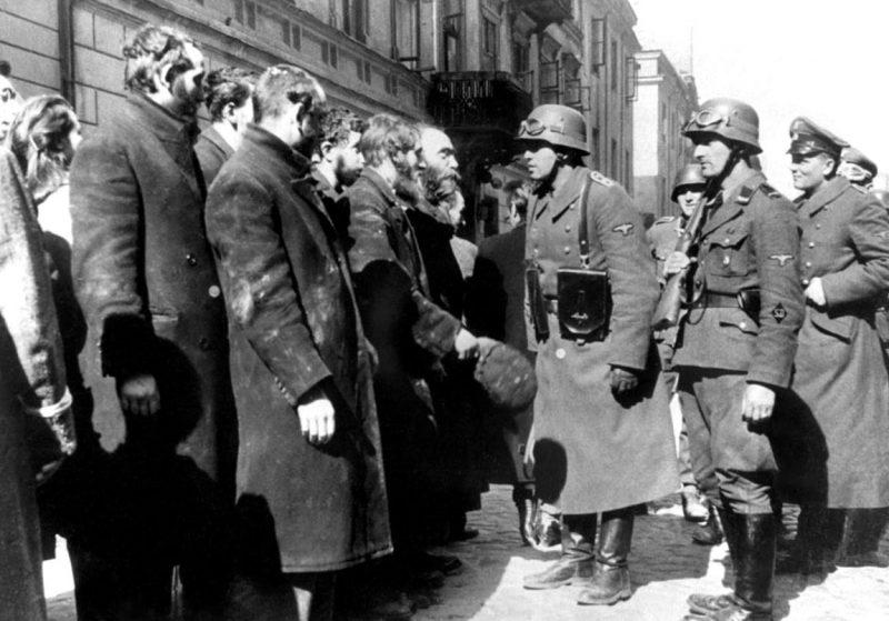 Еврейские раввины. Май 1943 г.