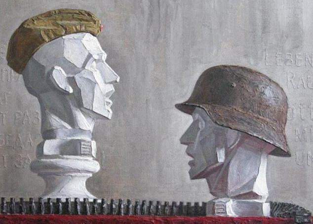 Фрагмент картины Городничего Андрея