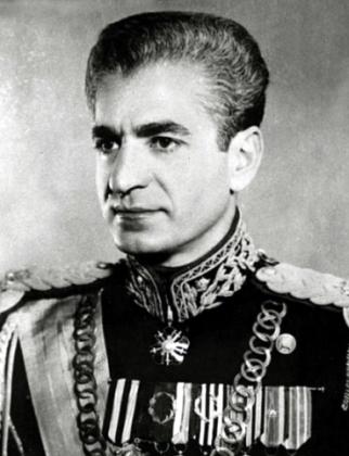 Шах Ирана –Мохаммед Реза Пехлеви.