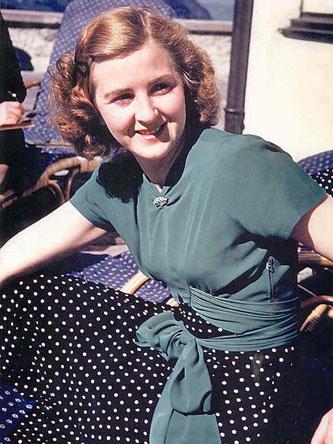Ева Браун.