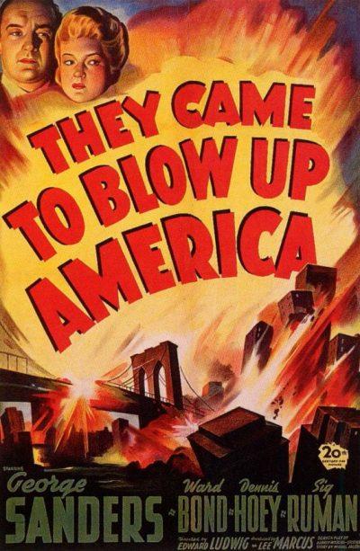 Они пришли взорвать Америку