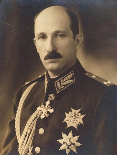 Царь Борис III.