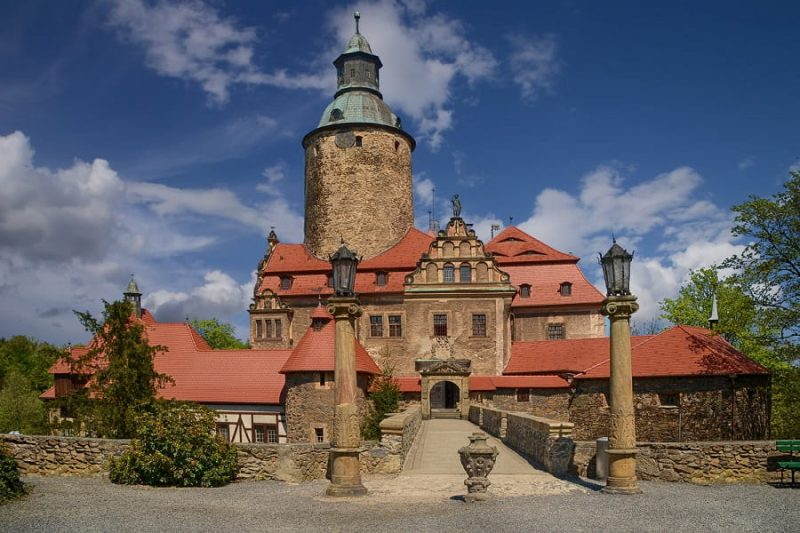 Замок Чоха.