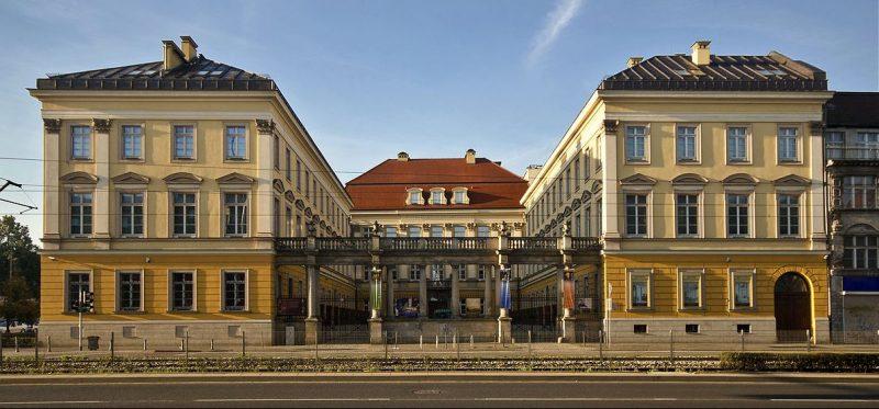 Королевский дворец Вроцлава.