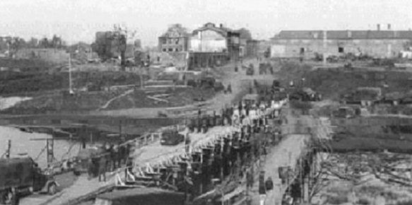Первые дни оккупации. Июль 1941 г.