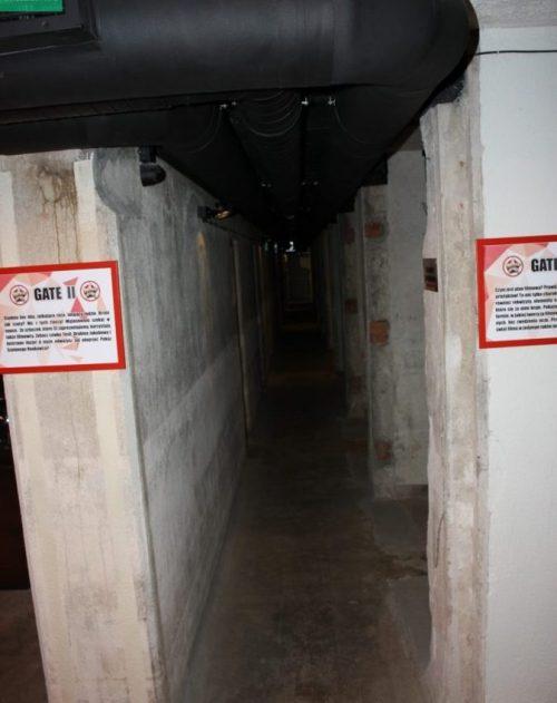 Под Соляной площадью во Вроцлаве находится немецкое бомбоубежище, преобразованное сегодня в музейный объект.