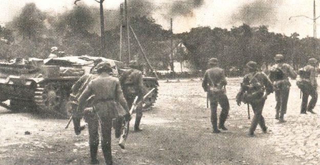 Порт Мариуполь. 8 октября 1941 г.