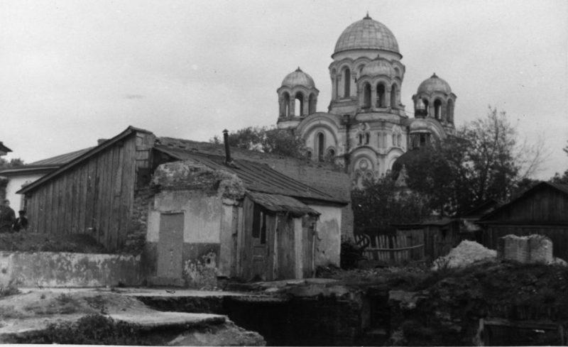 Анастасиевский храм. 1941 г.