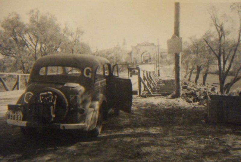 Глухов во время оккупации. 1942 г.